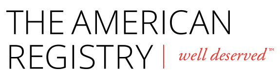 American Registry | Plaques Reinvented